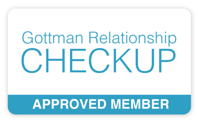 Gottman checkup badge